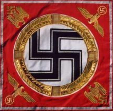 Symbol of everything EVIL and representative of just how out of control South Florida has become as the cancer of NAZISM spreads and seeps farther north. 2015 Naples Ninja News. All right reserved.