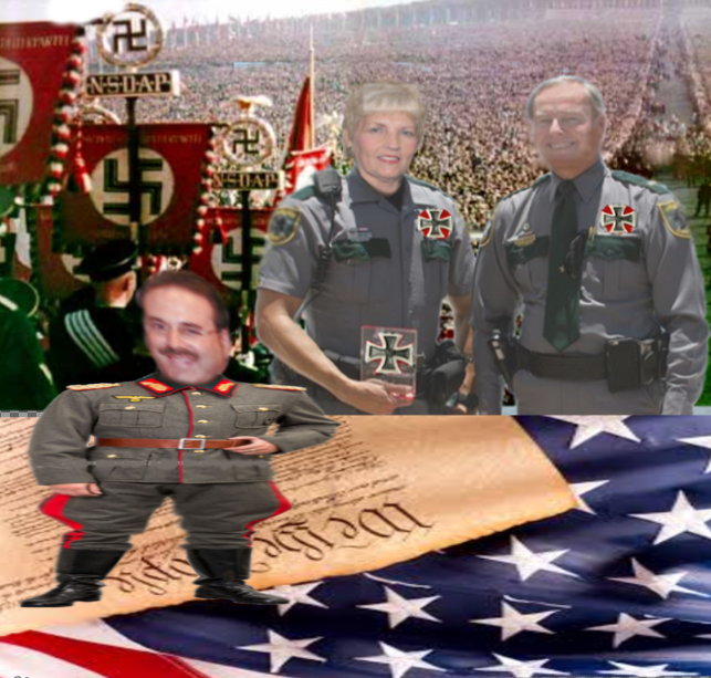 NAZI Steve Wilsker is in charges of the court system of the 20th in Florida. Just another diabolical little NAZI who got caught violating US Federal privacy laws when he regularly abuses his color of law powers and also his access to the Florida D.A.V.I.D. database. Wilsker entered into a conspiracy to send a completely innocent Naples citizen to jail for what they planned and even openly laughed and boasted for a very long time. 2015 Naples Ninja News.All right reserved.